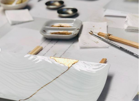 KINTSUGI <br/>Workshops <br/>